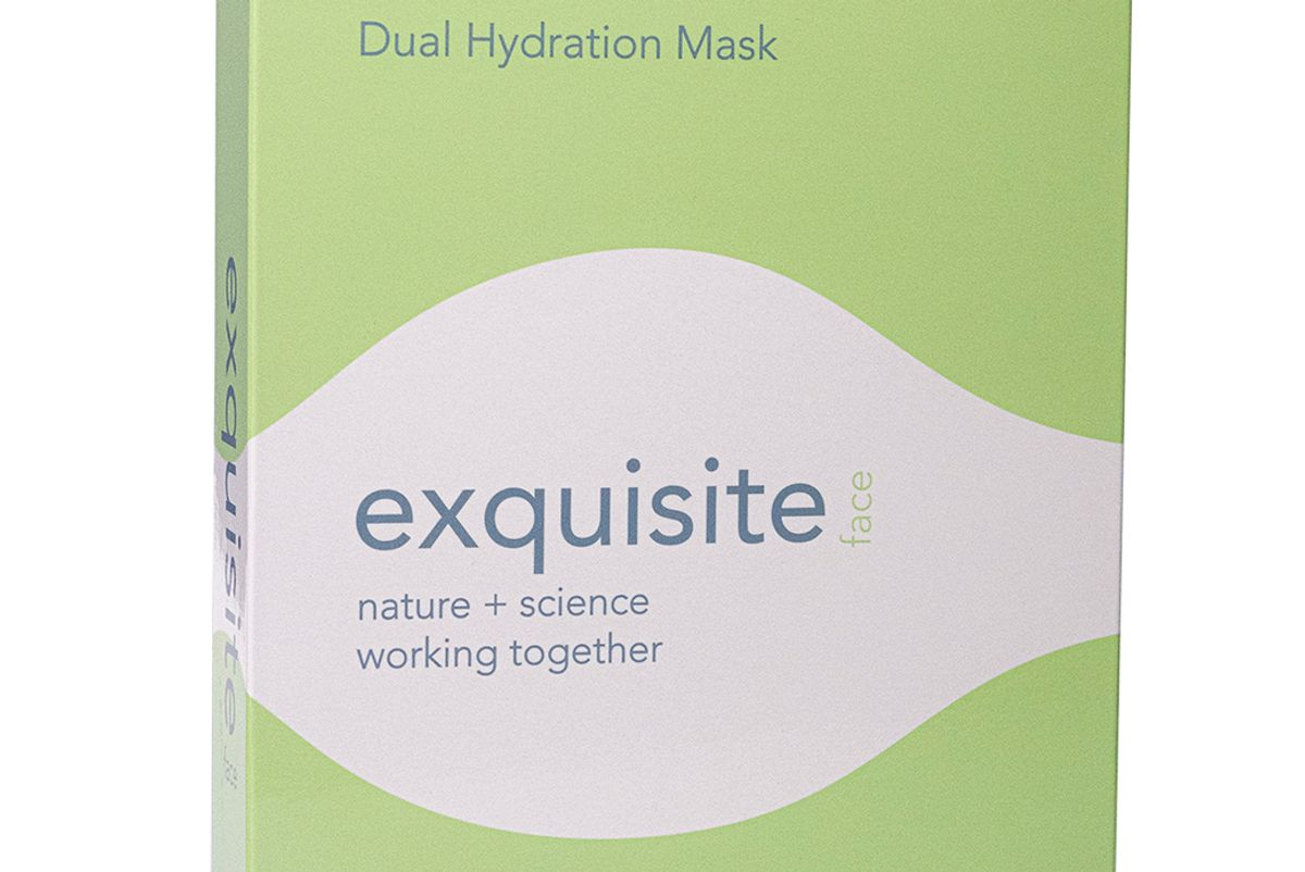 exquisite dual hydration mask