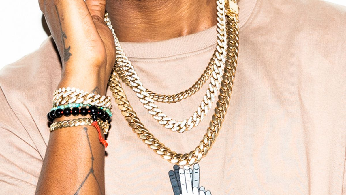 cuban link jewelry