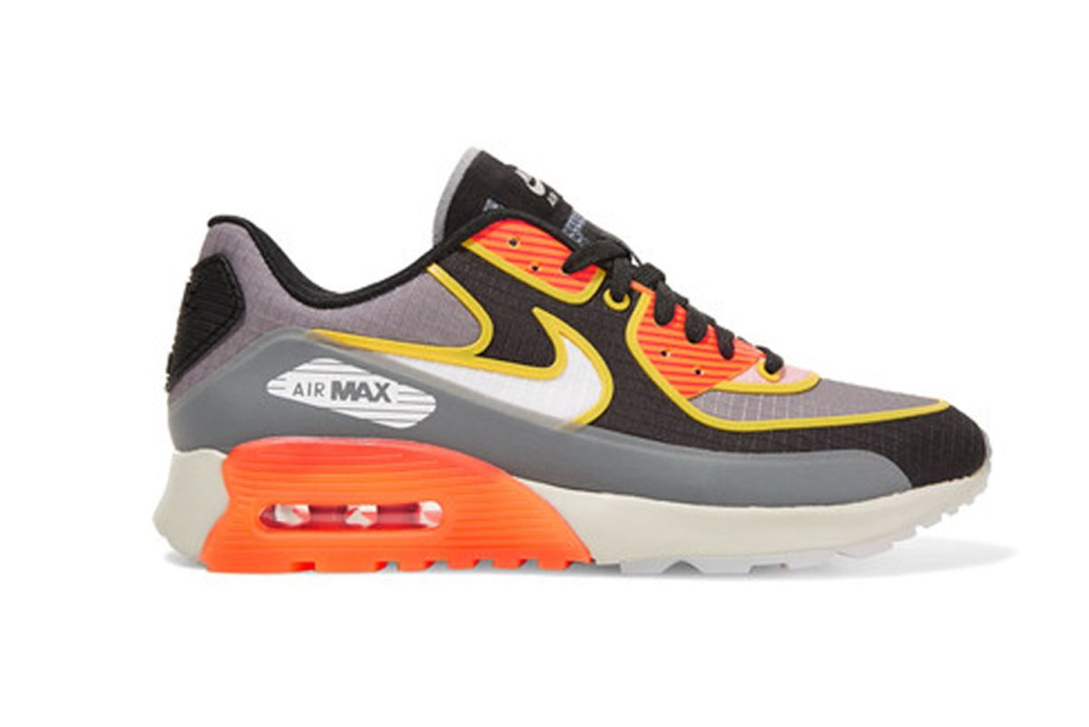 Air Max 90 Ultra 2.0 SI Textured-Knit Sneakers