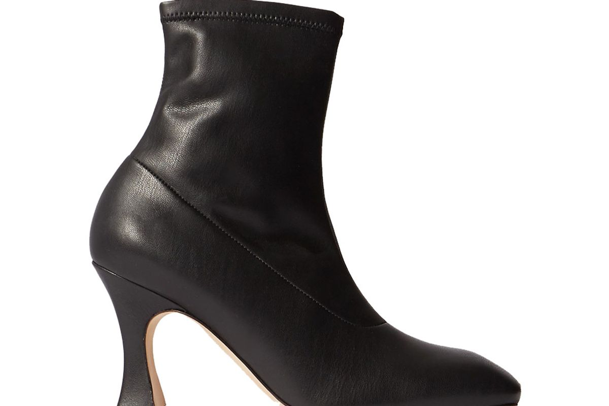 awake mode new priscilla pu ankle boots