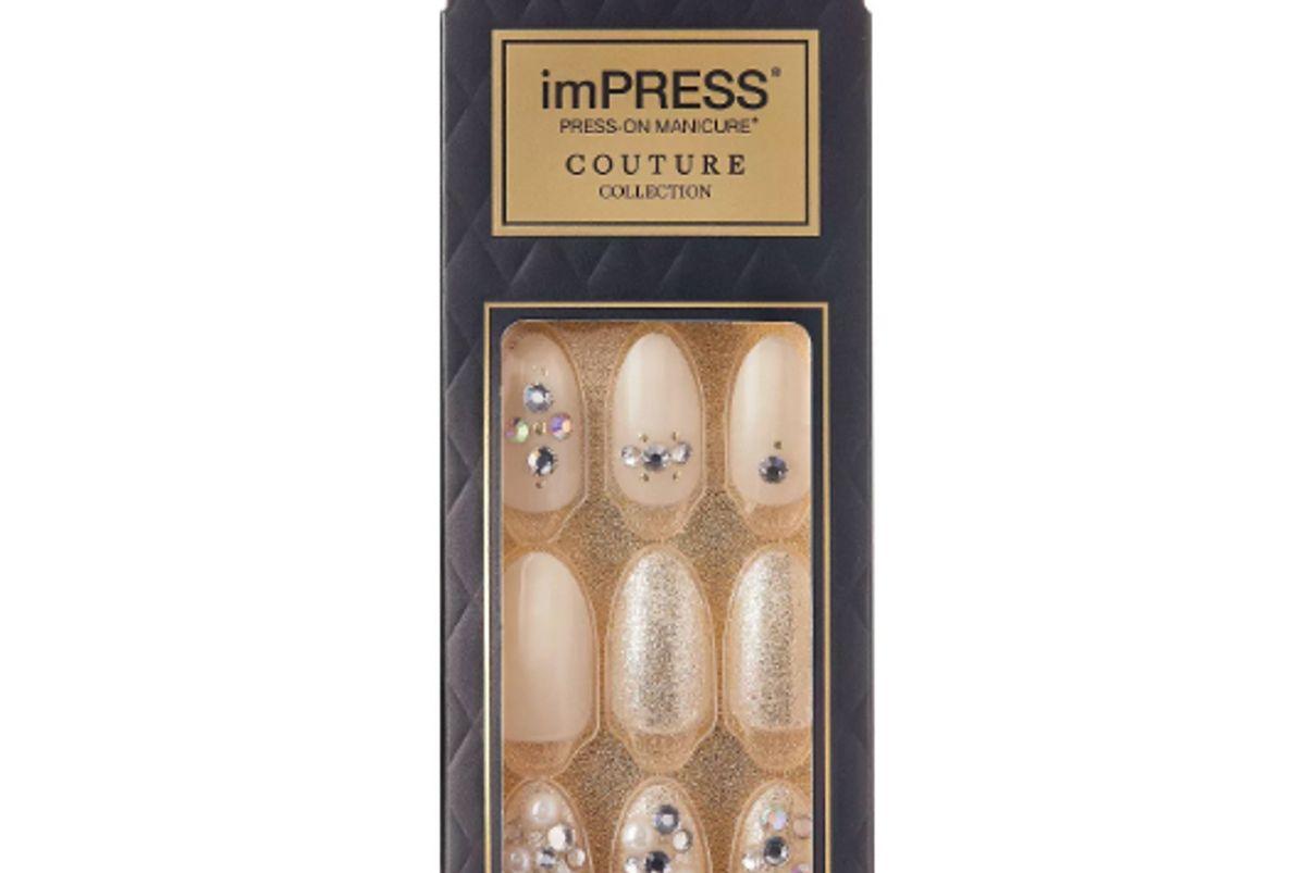 kiss impress couture false nails collection