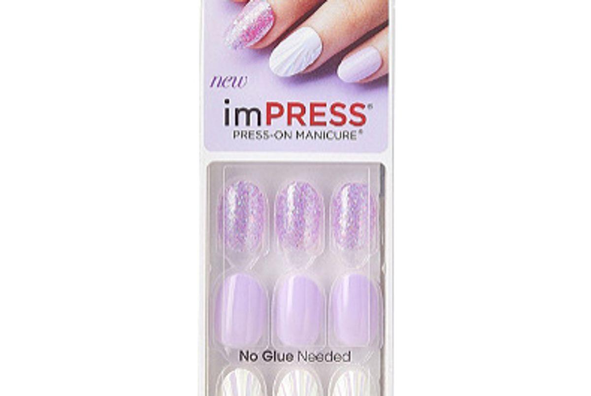 kiss born to flex impress press on manicure