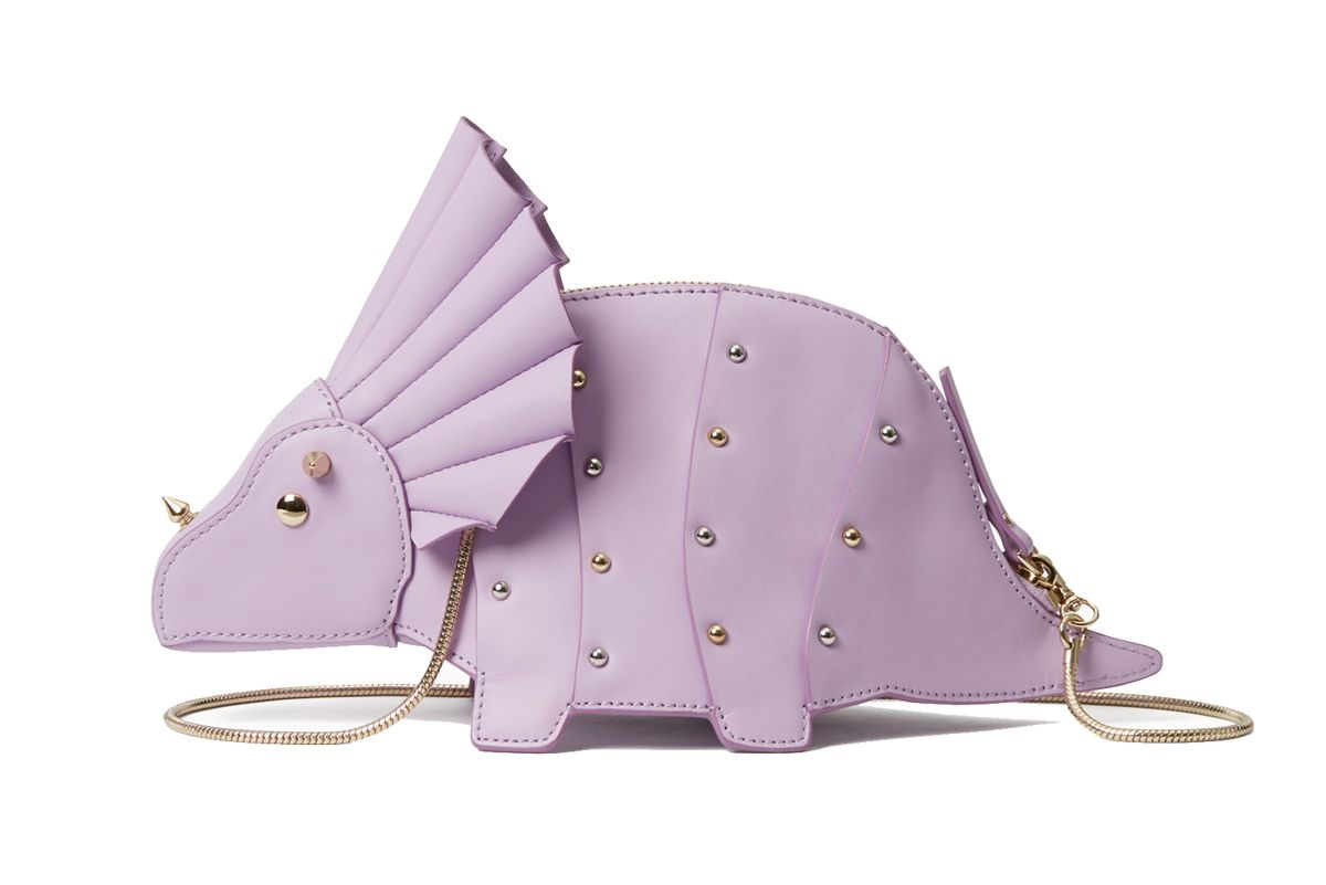 Whimsies Triceratops Crossbody