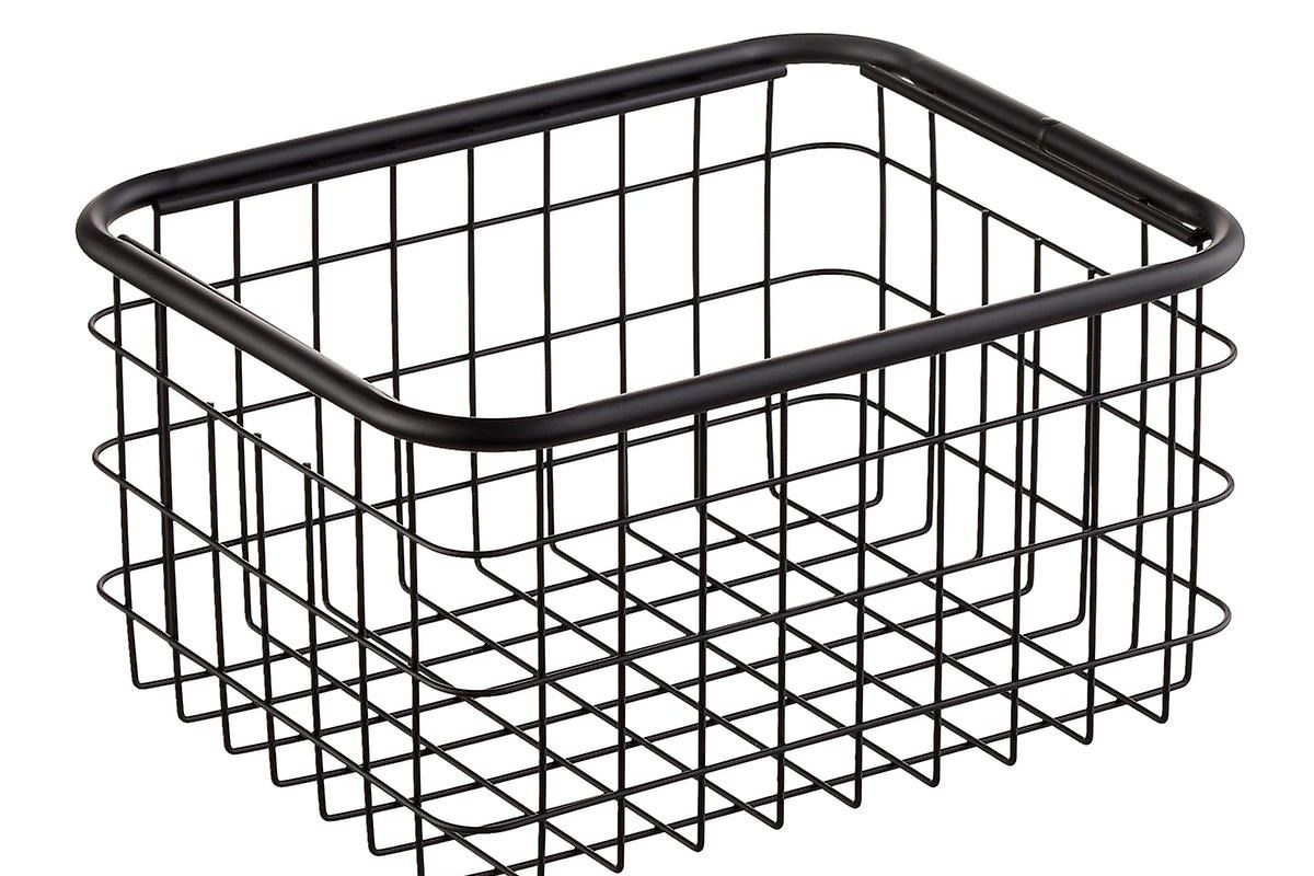 the container store urban stacking wire baskets
