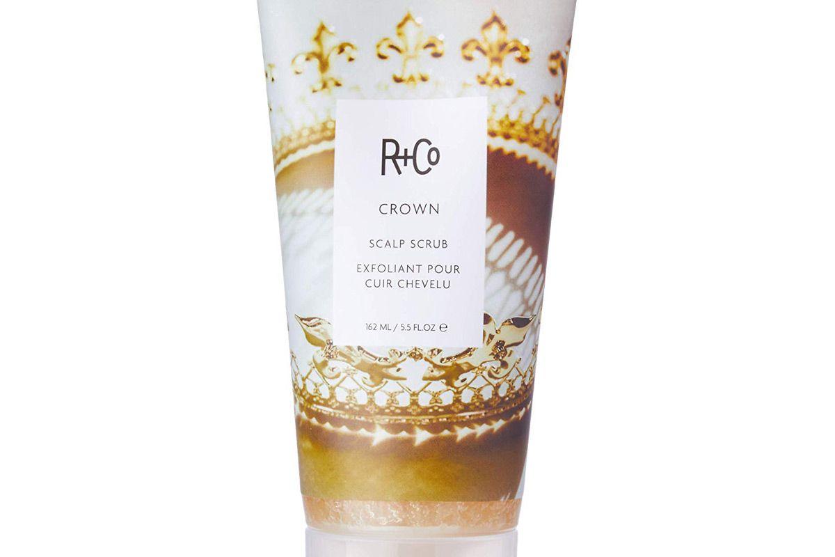 r and co crown scalp scrub