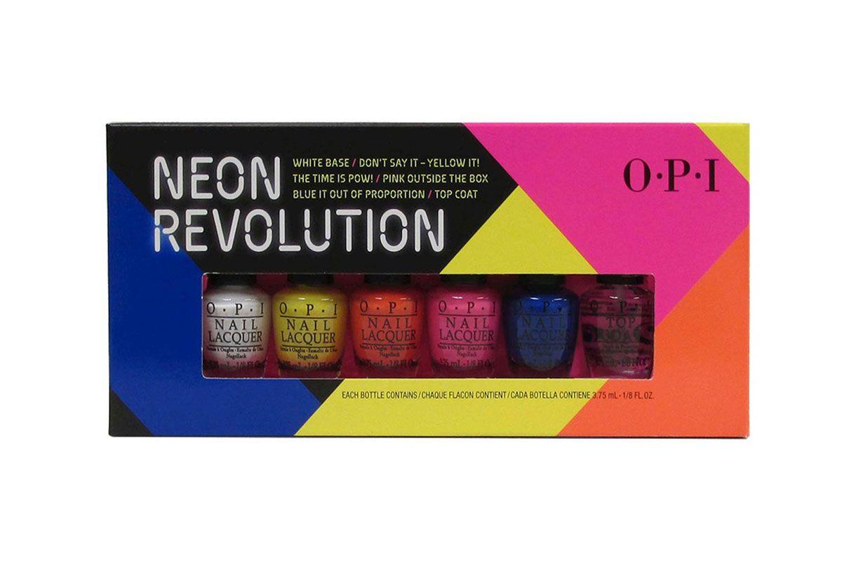 Mini Neon Revolution 6ct