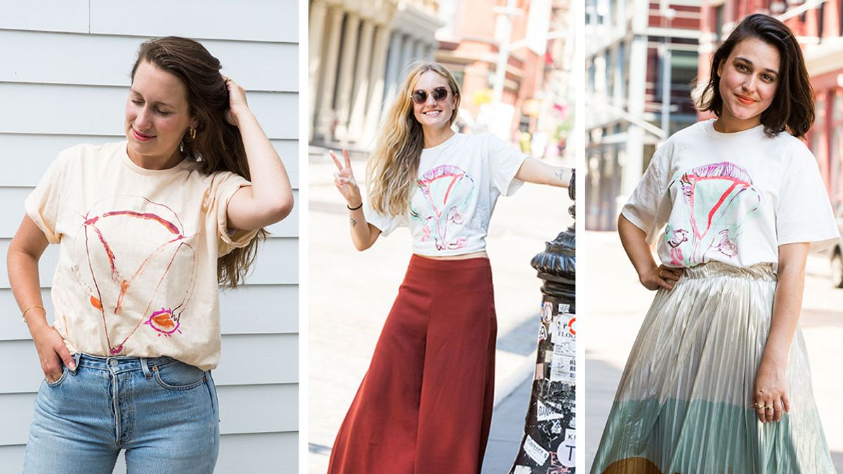 Meet The Designers Behind Fashion's Most Empowering T-Shirt