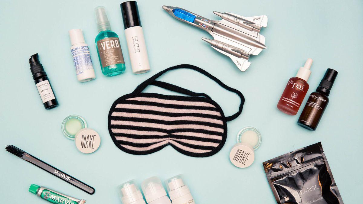 travel skin care essentials