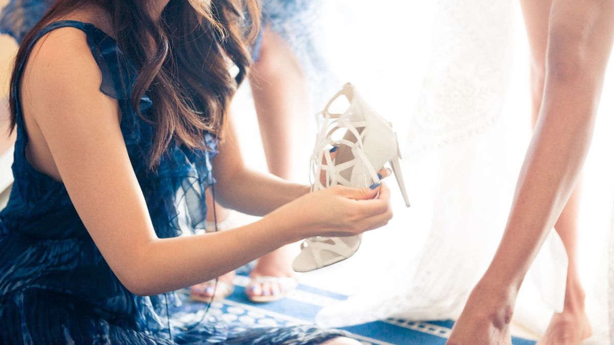 everything maid of honor should have on wedding day