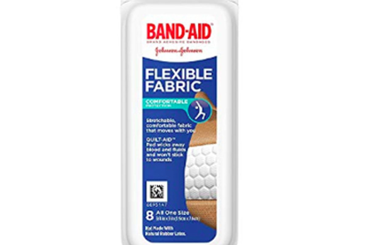 b a clr travel pack size band aid clear