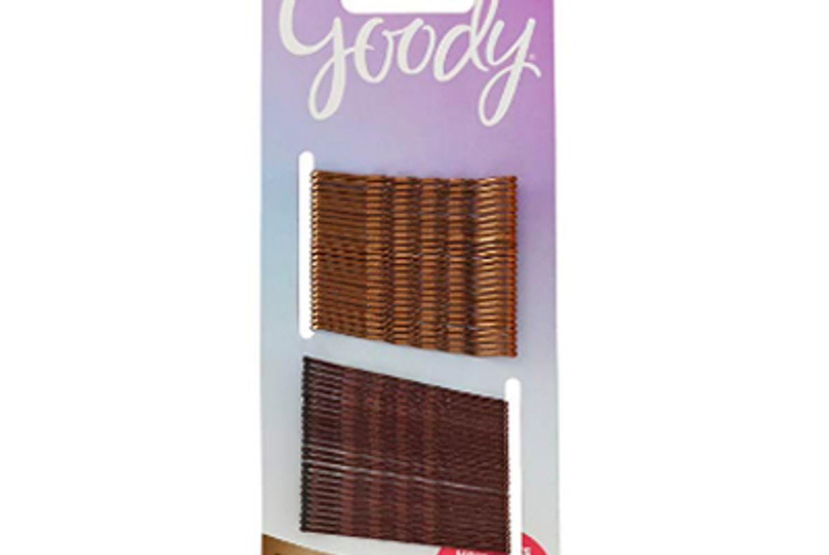 goody womens collection metallic brunette