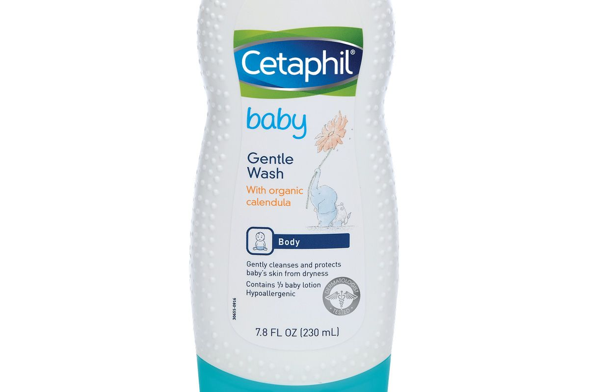 cetaphil baby gentle wash