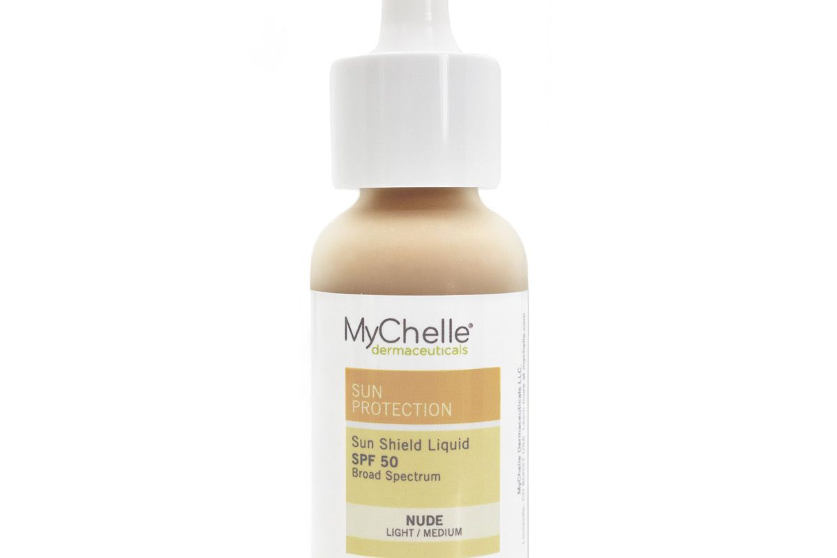 mychelle sun sheild liquid spf 50