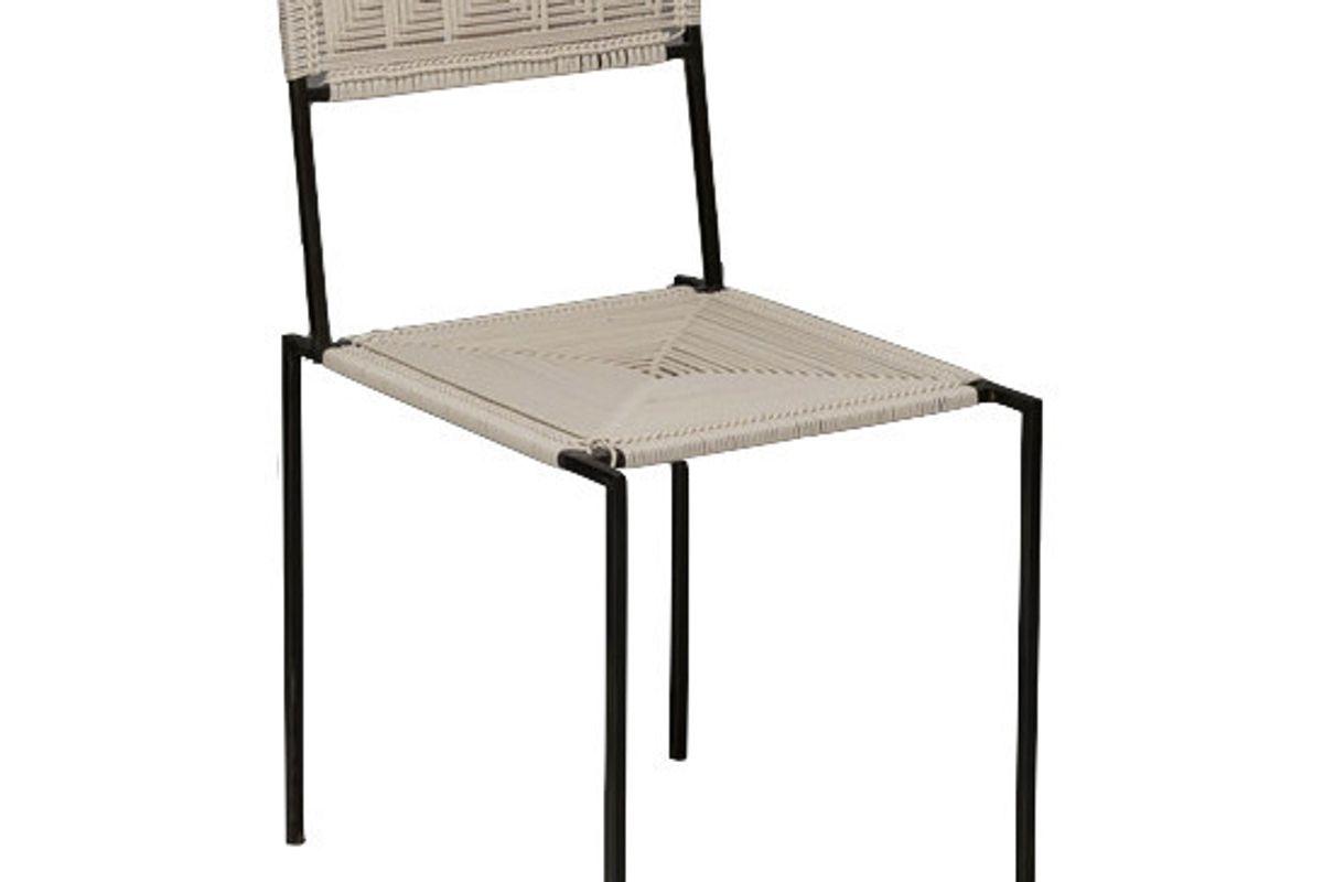 peg woodworking steelheart dining chair