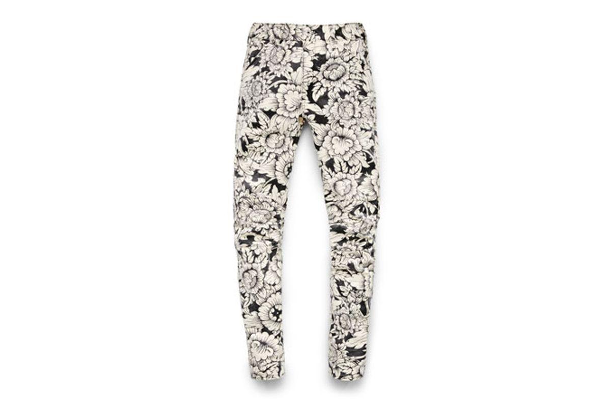 Elwood X25 3D Boyfriend Women's Jeans in Thai Silk Print