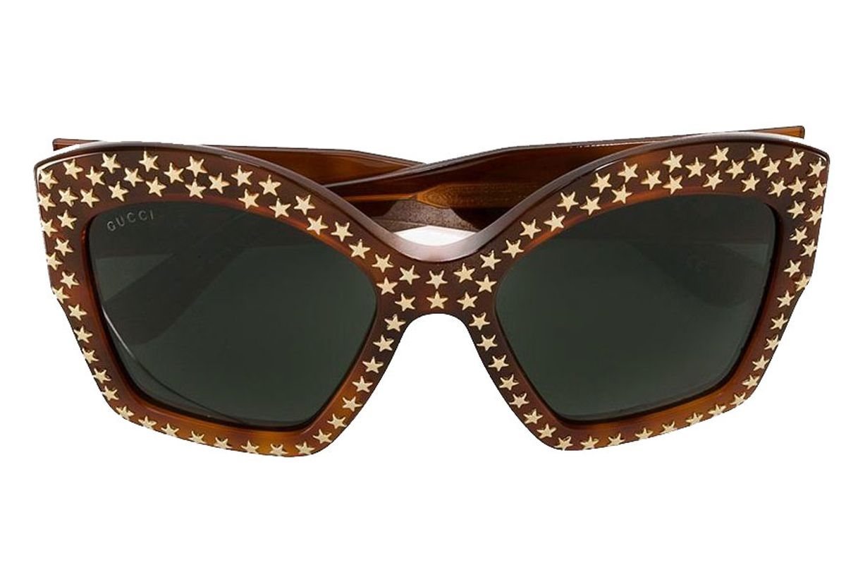 Star Studded Sunglasses