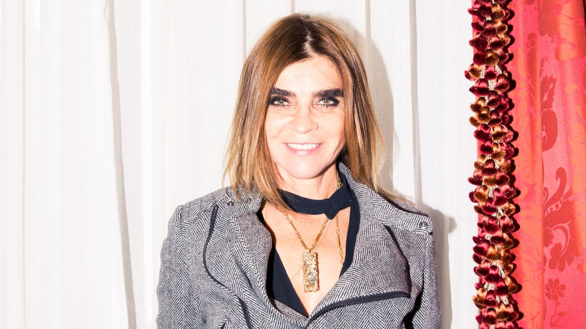 7 Lessons on Life & Style from Carine Roitfeld
