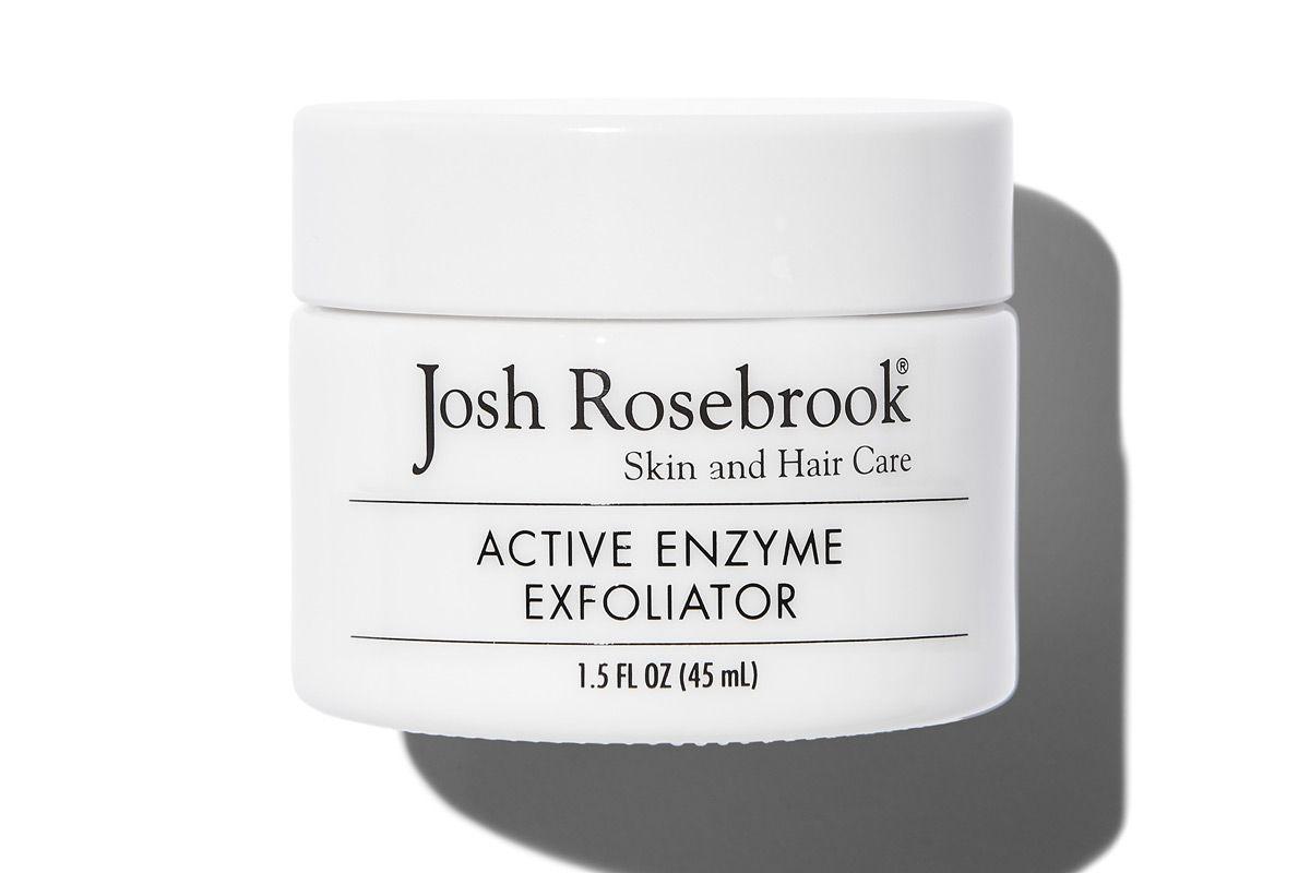 josh rosebrook active enzyme exfoliator