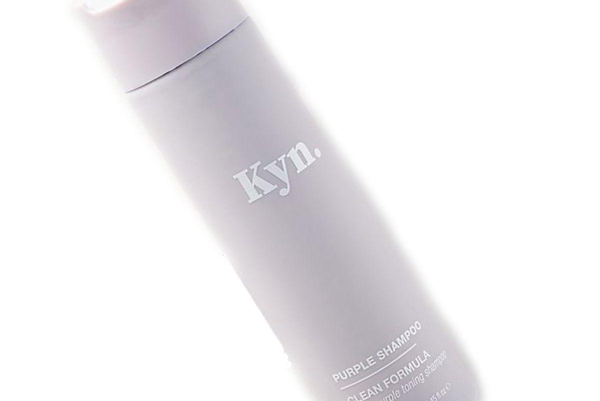 kyn purple shampoo