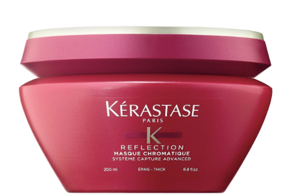 kerastase reflection mask for color treated hair
