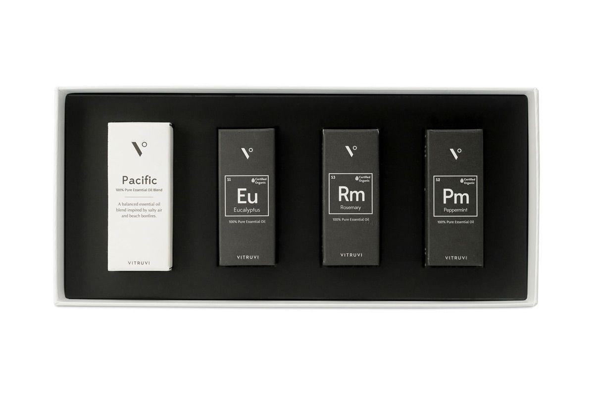 vitruvi herbal essentials set