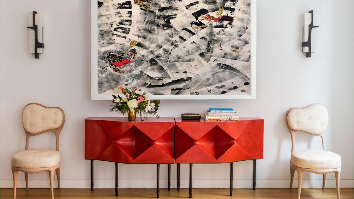 colorful home decor pieces