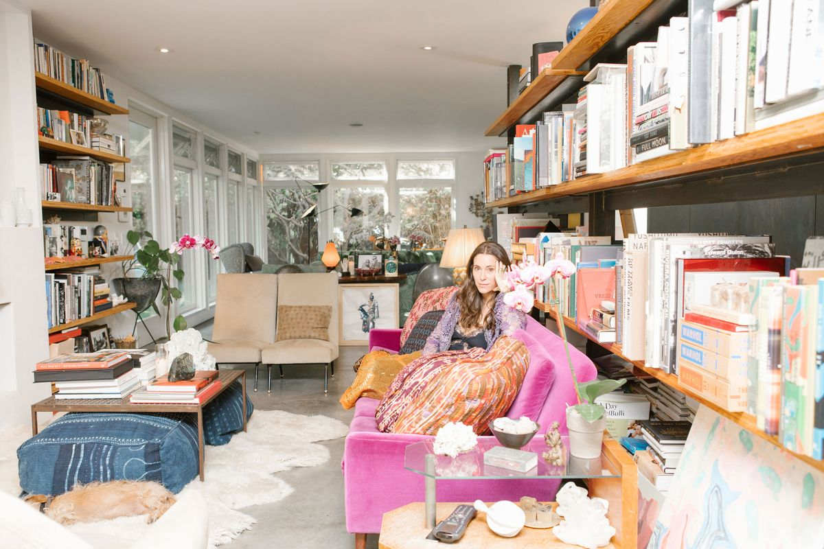 Inside a Designer's Historically Protected L.A. Home