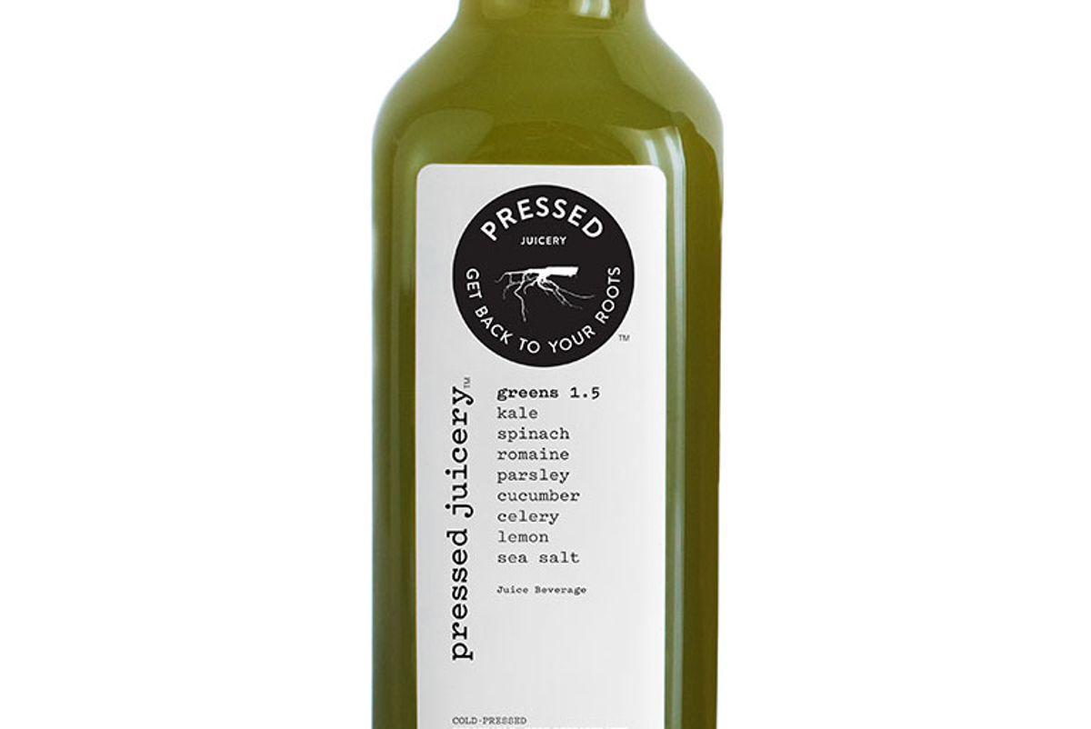 pressed juicery 1.5 greens