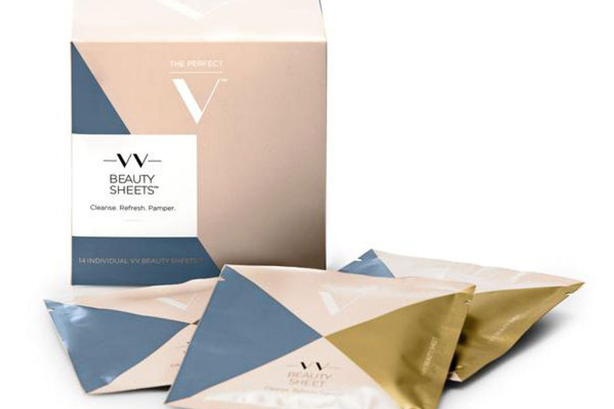 the perfect vv beauty sheets