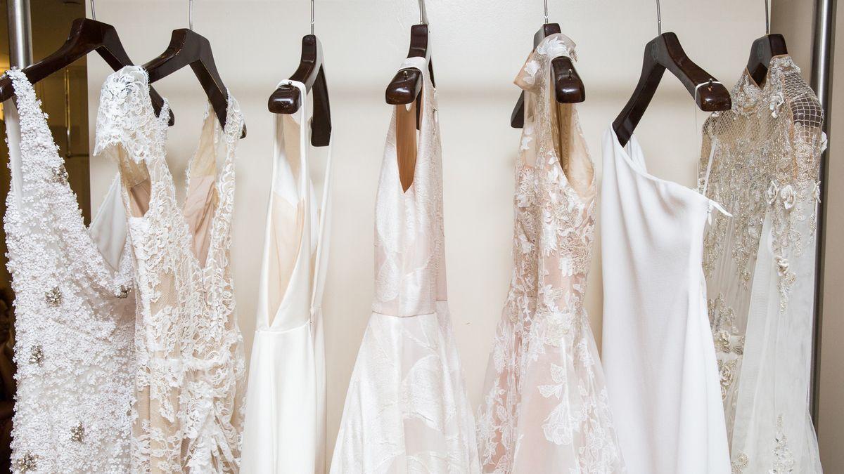 bridal spring 2020 fashion week