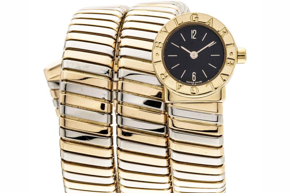 bvlgari tubogas watch