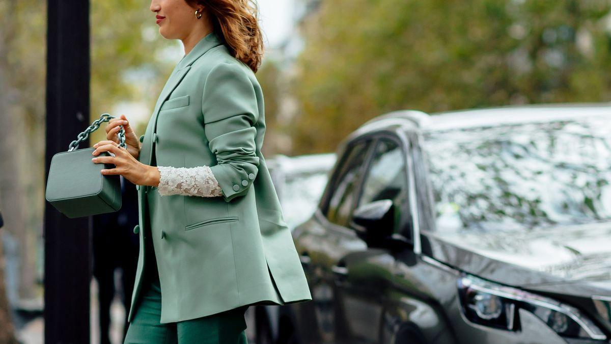 tonal green accessories
