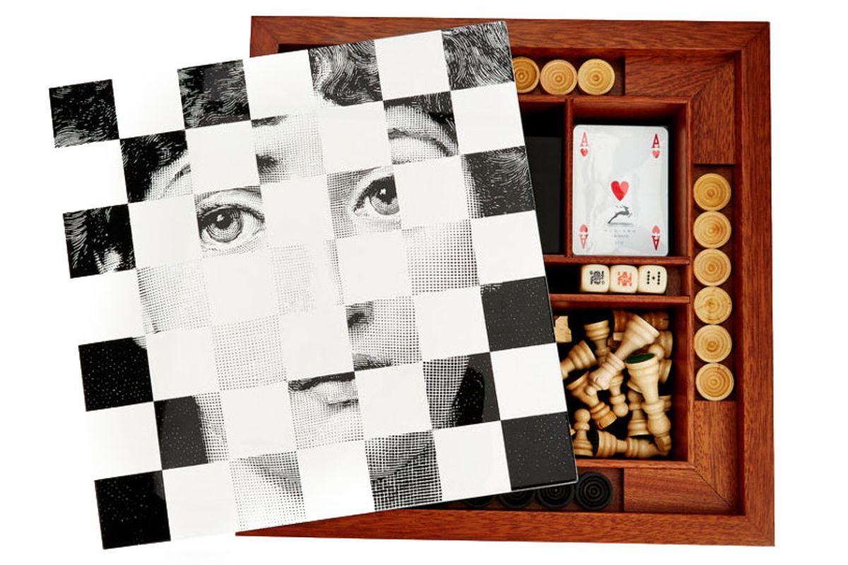Viso Chess, Checkers & Card Game Set