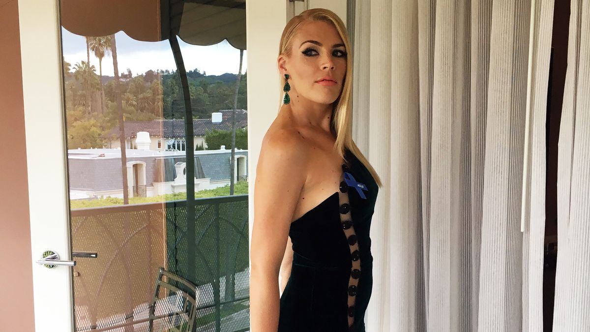 Getting Ready for the Oscars with Busy Philipps