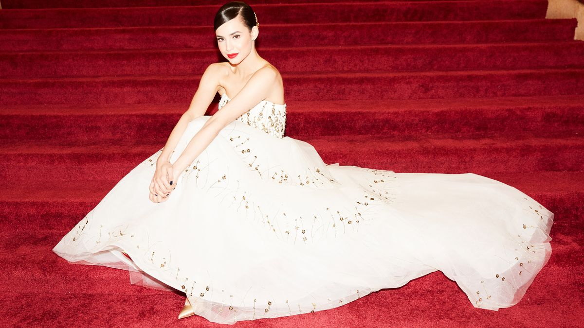 Sofia Carson Wanted to Confront Her Hollywood Crush at the Oscars