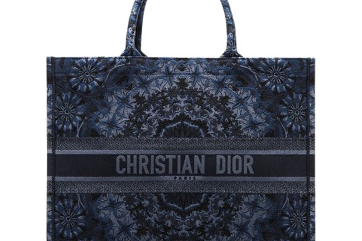 dior kaleidiorscopic book tote