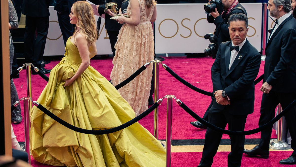 The 2017 Oscars Red Carpet
