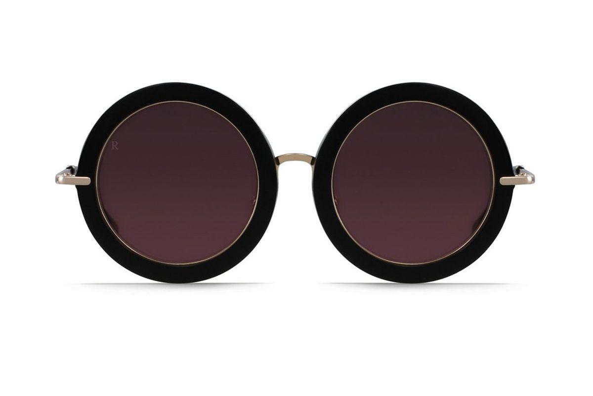 Nomi Round Sunglasses