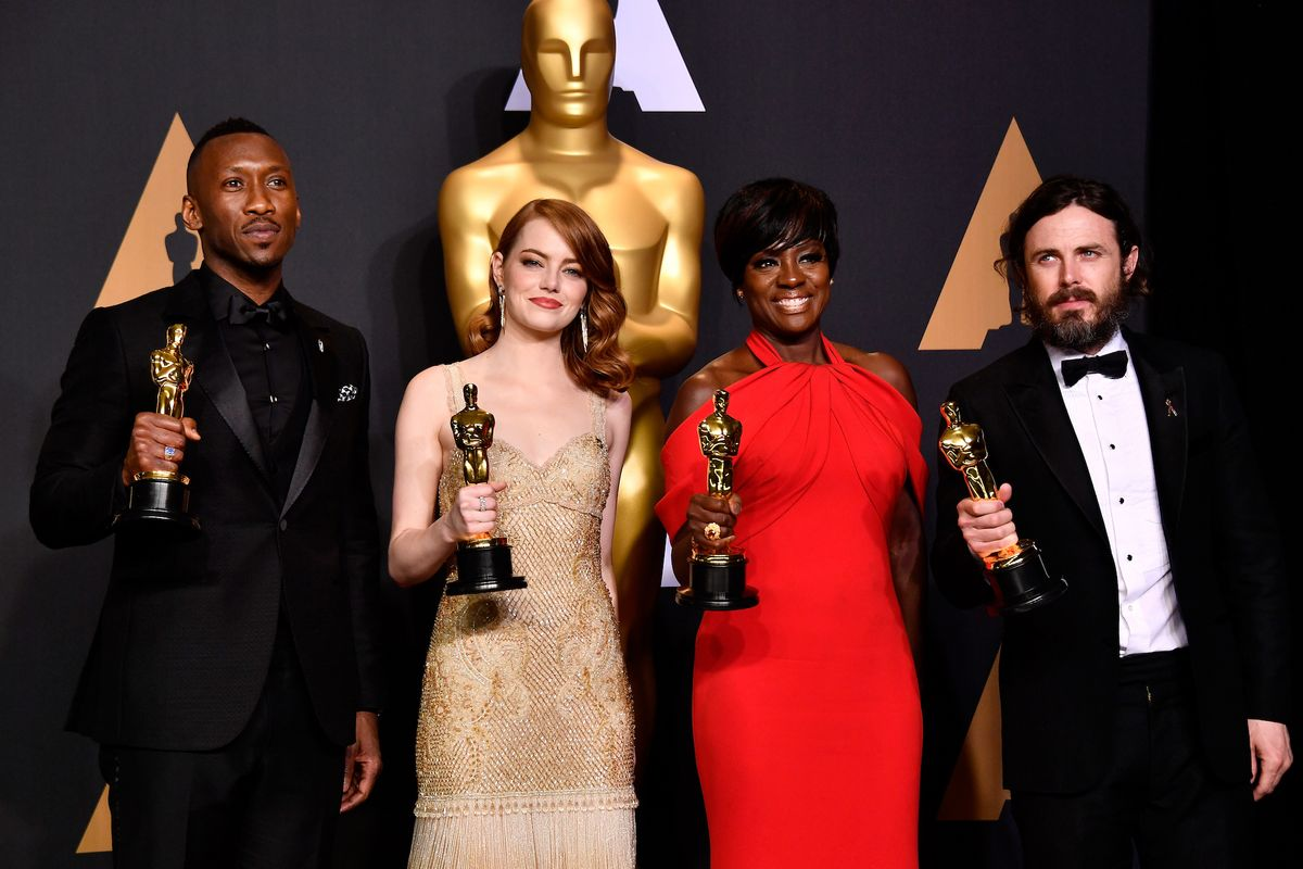 If Last Year Was #OscarsSoWhite, This Year Was #OscarsSoTrump