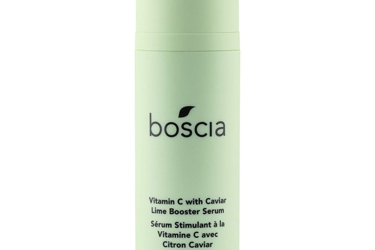 boscia vitamin c with cavier lime booster serum