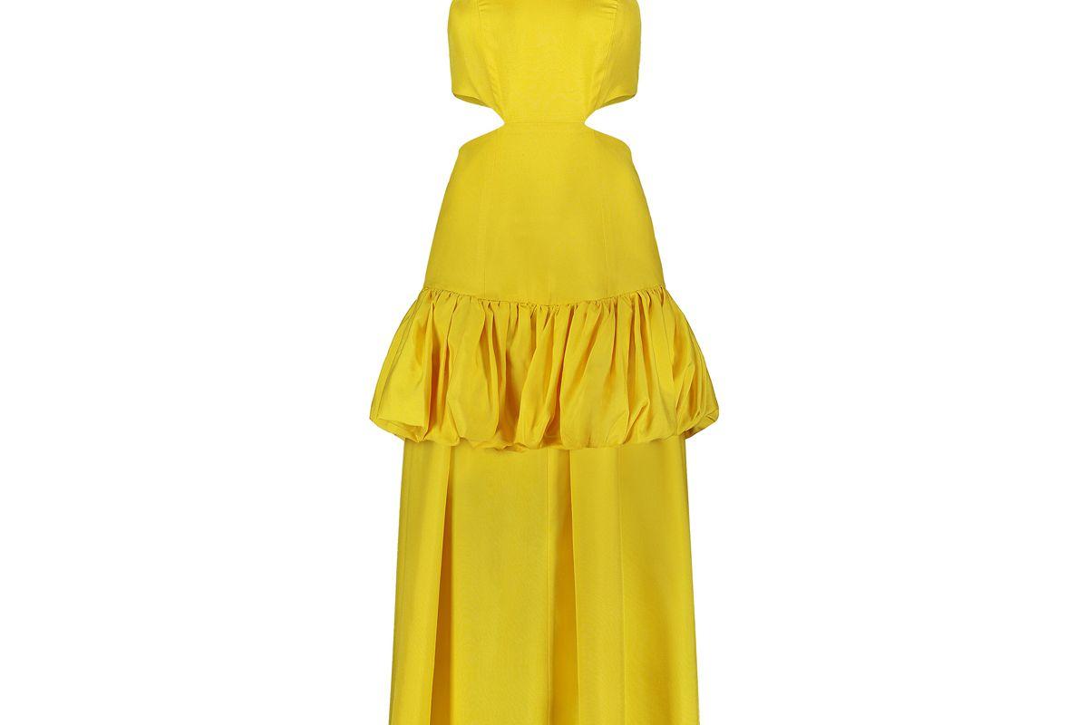 viva aviva melba gown