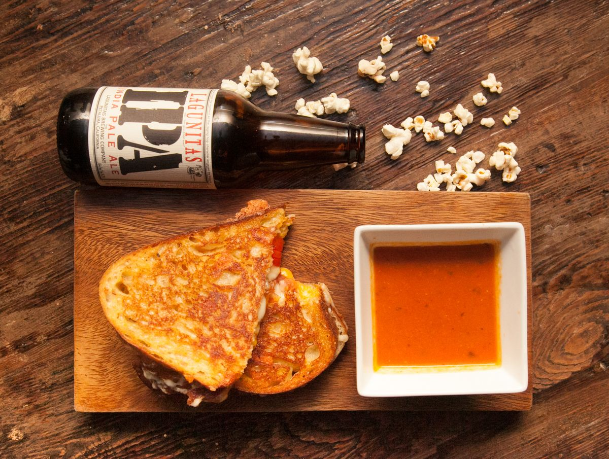 5 After the After-Party Grilled Cheese (& Cocktail) Recipes