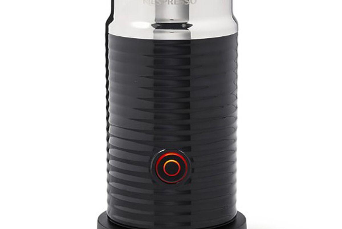 nespresso aerocinno 3 milk frother black