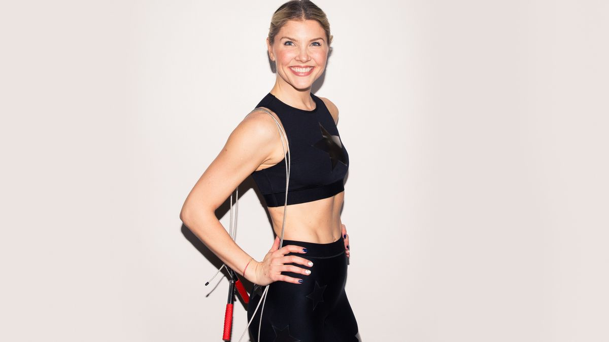Bet You've Never Done a Jump-Rope Workout like This Before