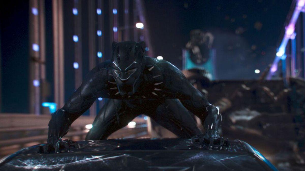 black panther costume design