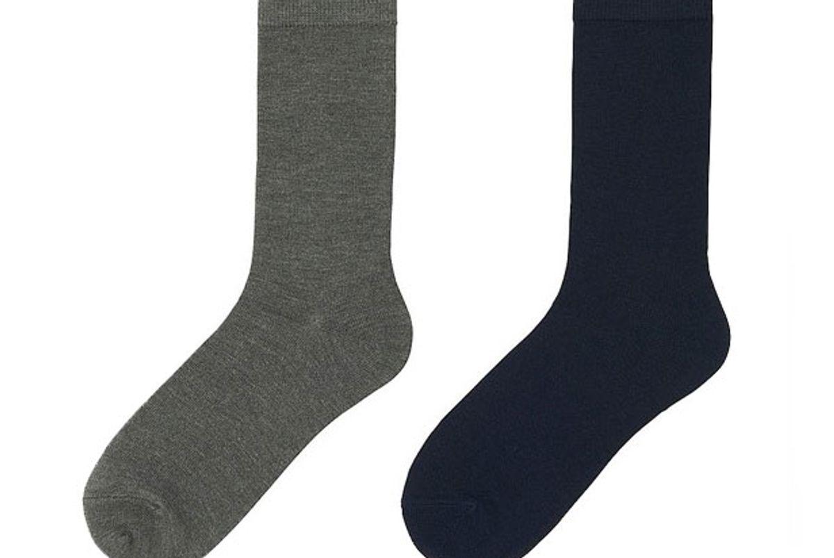 Women Heattech Socks 2 Pairs