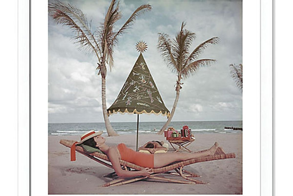 photos by getty images slim aarons palm beach idyll
