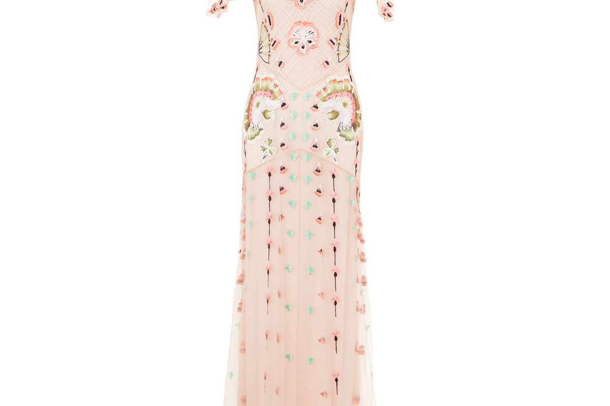 temperley london effie gown