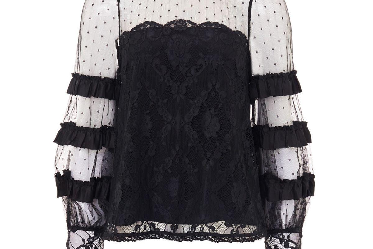 temperley london florence blouse