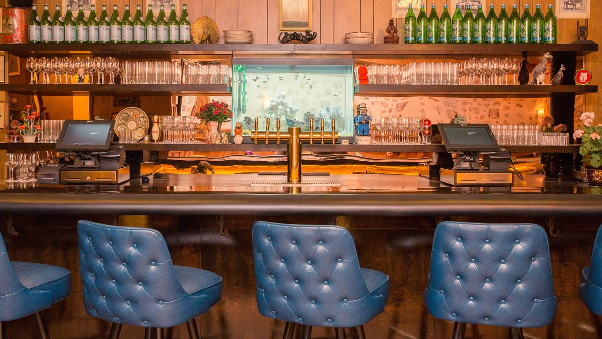 Why New York's Newest Hangout Might Give You Flashbacks to High School